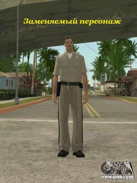 Counter-terrorist for GTA San Andreas twelth screenshot