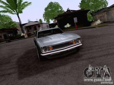 Chevrolet Camaro Z28 for GTA San Andreas right view