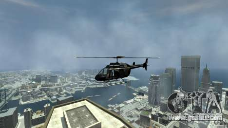 Helicopter Generation-GTA for GTA 4 right view