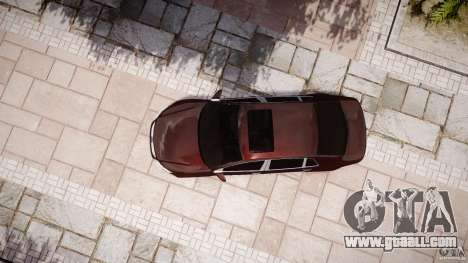 Volkswagen Phaeton W12 Long for GTA 4 side view