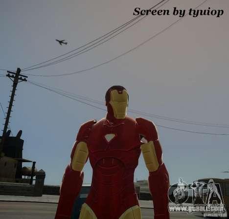 Iron Man Mk3 Suit for GTA 4