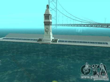 Flood for GTA San Andreas forth screenshot
