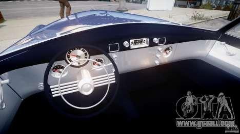 Buick Skylark Convertible 1953 v1.0 for GTA 4 back view
