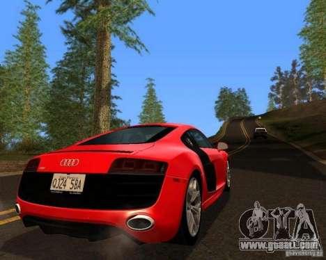 Real World ENBSeries v4.0 for GTA San Andreas eighth screenshot