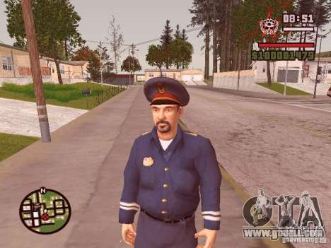 Cops for GTA San Andreas forth screenshot