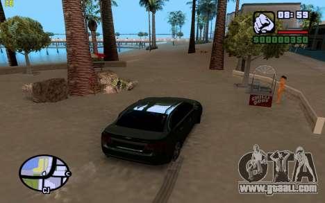 ENBSeries by VadimSpiridonov for GTA San Andreas fifth screenshot