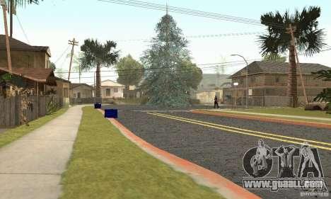 Christmas tree for GTA San Andreas second screenshot
