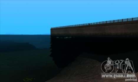 ENBSeries 0.075 for GTA San Andreas forth screenshot