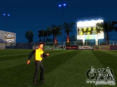 Concert of the AK-47 v 2.5 for GTA San Andreas fifth screenshot