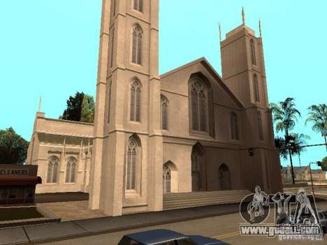 Grand Street for GTA San Andreas second screenshot