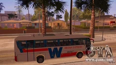 Weena Express for GTA San Andreas right view