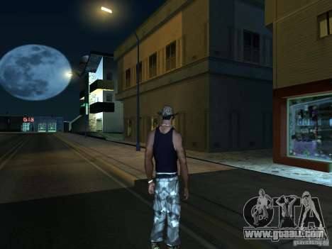 La Villa De La Noche v 1.1 for GTA San Andreas third screenshot