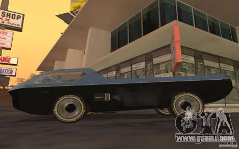 Dodge Deora Concept 1965-1967 for GTA San Andreas left view