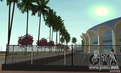 Green Piece v1.0 for GTA San Andreas tenth screenshot