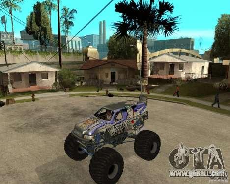 Bounty Hunter for GTA San Andreas