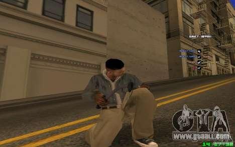 Icebreaker (Blue) for GTA San Andreas third screenshot
