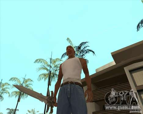 Frost morn for GTA San Andreas third screenshot