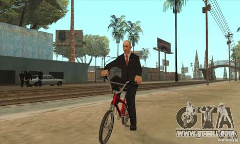 Vladimir Vladimirovich Putin for GTA San Andreas forth screenshot