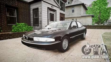 Chrysler New Yorker LHS 1994 for GTA 4 right view