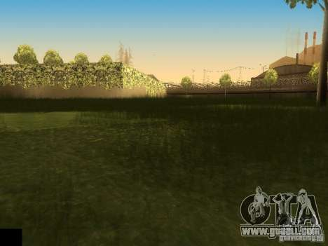 ENB project by jeka for GTA San Andreas forth screenshot