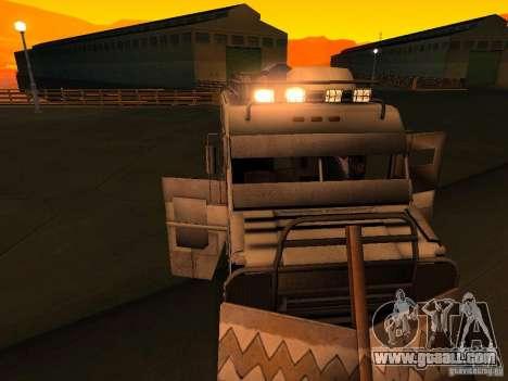 Monster Van for GTA San Andreas