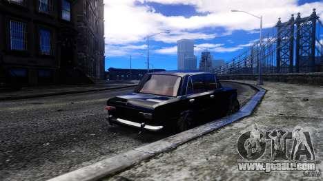 VAZ 2101 for GTA 4 back left view