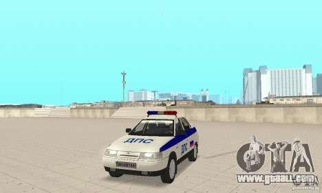 VAZ 2110 DPS for GTA San Andreas