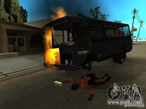 Wrecked car fix for GTA San Andreas forth screenshot