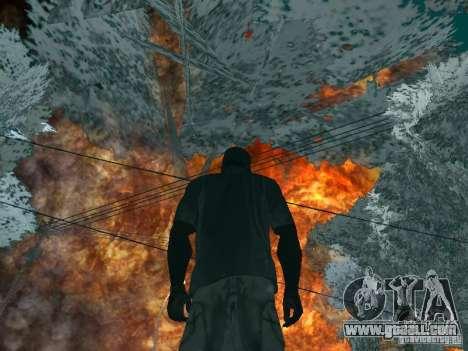 Salut v1 for GTA San Andreas eighth screenshot