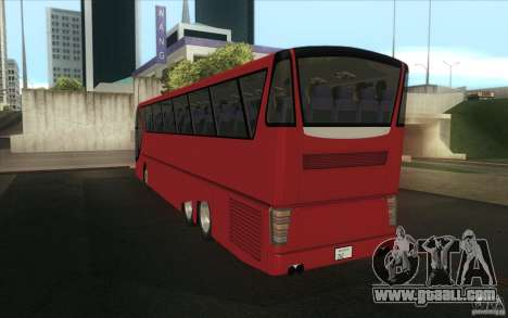 Design-X6-Public Beta for GTA San Andreas back left view