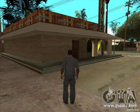 Salierys Bar for GTA San Andreas third screenshot