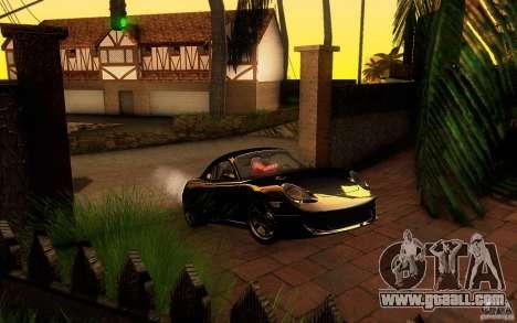 Ruf RK Coupe V1.0 2006 for GTA San Andreas engine