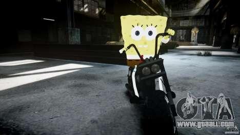Spongebob for GTA 4 tenth screenshot
