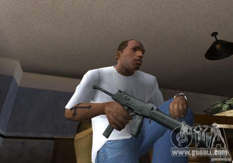 Weapon Pack by viter for GTA San Andreas third screenshot
