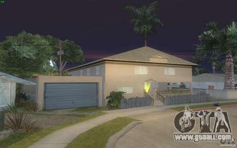 Four new houses on Grove Street for GTA San Andreas third screenshot