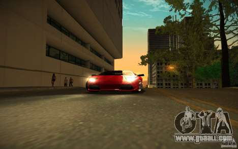 ENB Black Edition for GTA San Andreas eighth screenshot