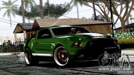 ENB By Wondo for GTA San Andreas second screenshot