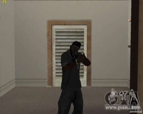 Camera for GTA San Andreas third screenshot