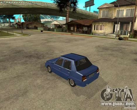 ZAZ 1103 Slavuta for GTA San Andreas left view