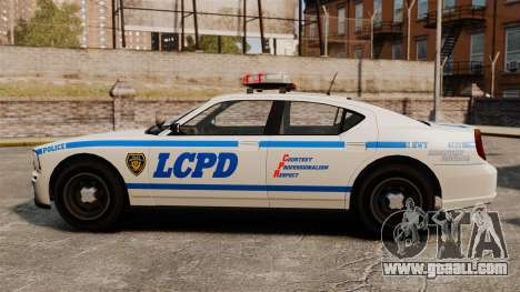 Police Buffalo ELS for GTA 4