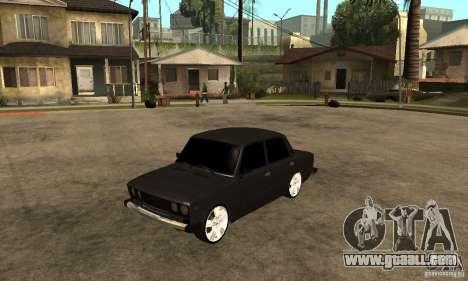 Lada VAZ 2106 LT for GTA San Andreas