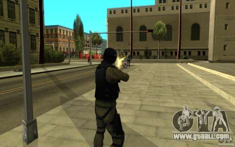 CJ-special forces for GTA San Andreas seventh screenshot