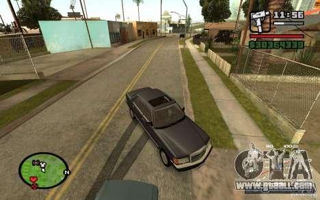CAMZum beta available from GTA 5 for GTA San Andreas third screenshot