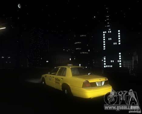 Enbsereis 0.74 Dark for GTA San Andreas forth screenshot
