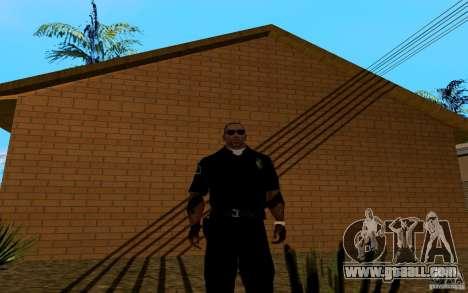 New home Big Robot for GTA San Andreas seventh screenshot
