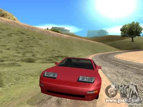 Road trip for GTA San Andreas second screenshot
