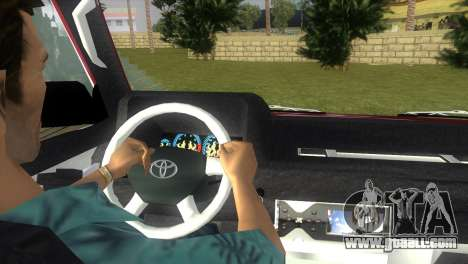 Toyota Town Ace-Tuning for GTA Vice City back left view