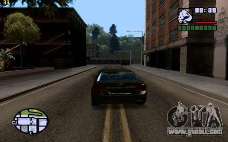 ENBSeries by VadimSpiridonov for GTA San Andreas third screenshot