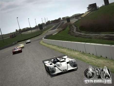 Laguna Seca ( Final ) for GTA 4 forth screenshot