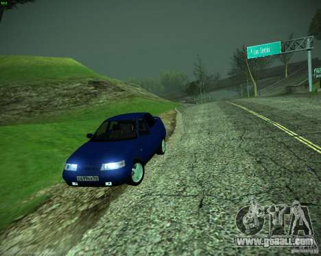 VAZ-21103 for GTA San Andreas